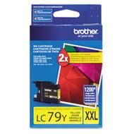 Brother LC79Y Yellow Ink Cartridge Original Genuine OEM