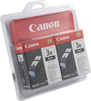 Canon 4479A271 2-Pack Black Ink Cartridge Original Genuine OEM
