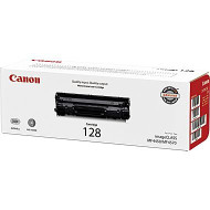 Canon 128 (3500B001AA ) Black Toner Cartridge Original Genuine OEM