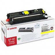 Canon 7430A00500 (EP87) Yellow Toner Cartridge Original Genuine OEM