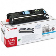 Canon 7432A005AA (EP87) Cyan Toner Cartridge Original Genuine OEM