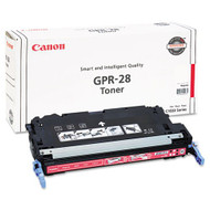 Canon 1658B004AA (GPR-28) Magenta Toner Cartridge Original Genuine OEM