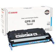 Canon 1659B004AA (GPR-28) Cyan Toner Cartridge Original Genuine OEM