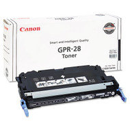 Canon 1660B004AA (GPR-28) Black Toner Cartridge Original Genuine OEM