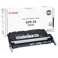 Canon 1660B004AA (GPR-28) Black Toner Cartridge Original Genuine OEM
