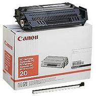 Canon 1486A002AA (PC-20) Black Toner Cartridge Original Genuine OEM