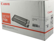 Canon 1489A002AA (F-100) Black Toner Cartridge Original Genuine OEM