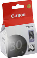 Canon 1899B002 (PG-30) Black Ink Cartridge Original Genuine OEM
