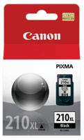 Canon PG-210XL Black Ink Cartridge Original Genuine OEM