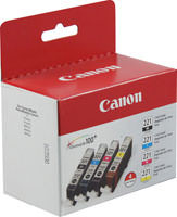 Canon 2946B004 4 Color Inkjet Cartridge Multipack Original Genuine OEM
