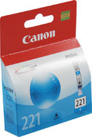 Canon 2947B001 Cyan Ink Cartridge Original Genuine OEM