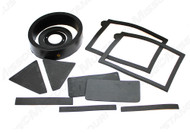 1969-70 Heater Seal Kit without AC