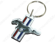 Ford Mustang Running Horse Key Ring
