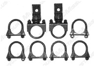 1964-1966 Ford Mustang Dual Side Exhaust Hanger Kit