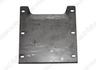 1964-68 Convertible Reinforcement Plate