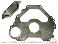 1968-1973 Ford Mustang automatic transmission spacer plate for 302 c.i. & 351 c. i.  164 teeth.
