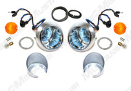 1964-1966 Ford Mustang front parking light kit.