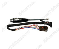 1976-1978 Ford Mustang II wiper switch without intermittent wipers.