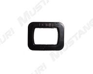1988-1993 Ford Mustang convertible door window guide.