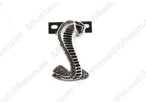 1994-2004 Ford Mustang Cobra snake grille emblem.