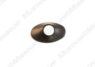 1999-2007 Ford Mustang antenna base cover.