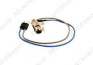 1968 Ford Mustang automatic shifter indicator lamp for use without a factory console.