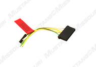 1965-1978 Ford Mustang voltage regulator plug repair.