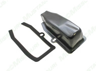 1986-1993 Ford Mustang clutch fork cover.