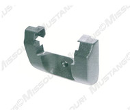 1979-1993 Ford Mustang sunroof interior latch cover.