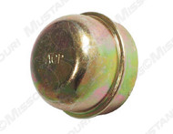 1964-1966 Ford Mustang front hub grease cap, 6 cylinder, each.