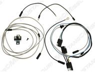 1966-1967 Ford Mustang fog lamp wiring conversion kit.
