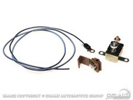1965-1968 Ford Mustang fog lamp circuit breaker