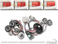 2005-2009 Ford Mustang sequential tail light kit