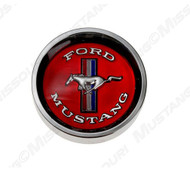 1964-1966 Ford Mustang Styled Steel Center Cap Scott Drake