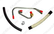1970-1973 Ford Mustang Choke Heat Riser Tubes 351 4BBL