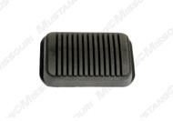 1969-1973 Ford Mustang clutch pedal pad.