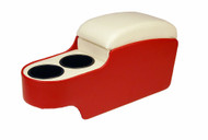 1964-1966 Ford Mustang console for use with the factory console.