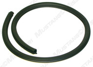 1971-1973 Ford Mustang convertible top header to windshield weatherstrip.