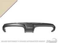 1969-1970 Ford Mustang Dash Pad Original Ford Tooling Neutral