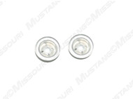 1964-1969 Ford Mustang Warranty Data Plate Rivets