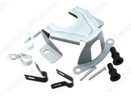 1968-1973 Ford Mustang disc brake caliper rebuild kit, hardware only.