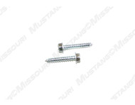 1967-73 Arm Rest Mounting Screws