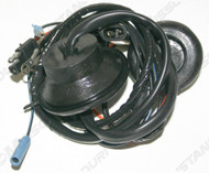 1969-1970 Ford Mustang Door Light Wiring with Speakers