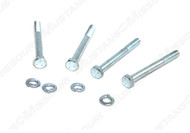 "1964-1973 Ford Mustang fan spacer bolt kit.  Correct bolts for a 2 1/4"" fan spacer."