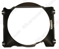 1970 Ford Mustang 20 inch fan shroud.  Fits 250, 302 and 351 c.i. Original Ford Tooling with Ford logo.