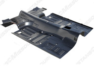 1969-70 Floor Pan Complete Coupe/Fastback