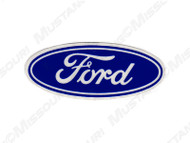 Ford Oval Clear 3 1/2 Inch