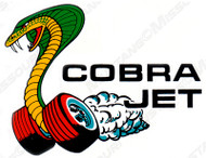 Cobra Jet Decal