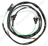 1967-1968 Ford Mustang hood turn signal wiring harness.