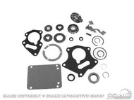 1964-1966 Ford Mustang manual transmission overhaul kit, 6 cylinder, 3 speed, 2.77 ratio.